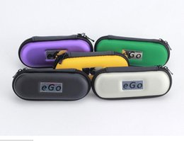 Wholesale Ego Cases Oem - mixed color ego carring e cigarette case ,ego zipper case can do OEM