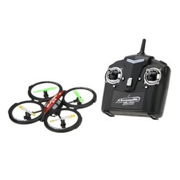 Argentina LIANSHENG LS114 4CH 2.4GHz RTF UFO Aviones Drone Radio Control Toy RC Quadcopter w / 6-Axis Gyro order $ 18no track cheap radio controlled aircraft Suministro