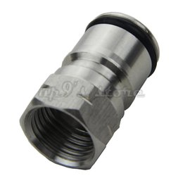 "Wholesale Ball Kegs - NEW Stainless Cornelius Type Keg Gas Ball Lock Post 19 32""-18+Poppet Fit Ball lock keg post"