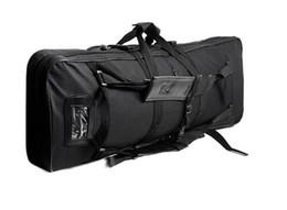 Wholesale Cm Gun - 47 inch 120 cm SWAT Dual Tactical Heavy Duty multi-purpose messenger large capacity bag carry Carrying Case for Rifle Gun