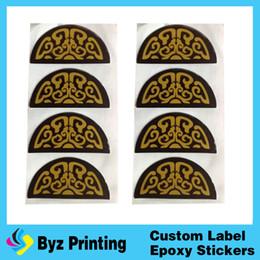 Wholesale Epoxy Resin Stickers - make epoxy resin sticker crystal high quality 3d resin sticker