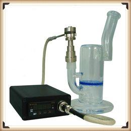 Электрический dab ногтей коробка контроля температуры для DIY курильщик elecronic ногтей dab Титана ногтей вписываются в 10/14/18 мм стекло banger водопроводные трубы воск от