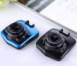 Wholesale Digital Camcorder Microphone - Car Dash Cam Mini 2.4Inch HD1080P 90degree wide vision auto car dvr camera camcorder digital Camcorder Dash Cam Loop recording
