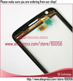 Wholesale Atrix Digitizer - Wholesale-For Motorola Atrix 4G MB860 Touch Screen Digitizer free shipping
