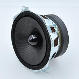 Wholesale Horn Subwoofer - Wholesale- 1Pcs 3Inch 76MM Audio Full Range Speaker 8Ohm 30W Horn Subwoofer Speaker Unit Treble Speaker