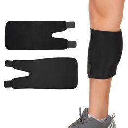 2019 sutiã elástico Atacado- Calf Compressão apoio braçadeira ajustável perna Brace Suporte Calf Compression Brace Elastic Calf Straps Suporte desconto sutiã elástico