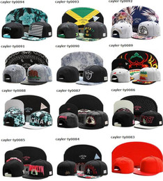 Wholesale Wholesale Sports Snapback Hats - HOT!HOT!HOT! CAYLER & SON Hats, New Snapback Caps,Men Snapback Cap ,Cheap Cayler and Sons snapbacks Sports Caps !Fashion Caps