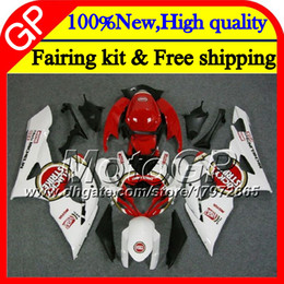 Wholesale Lucky Strike Motorcycle Fairings - Bodywork For SUZUKI GSX-R1000 GSXR-1000 K5 GSXR 1000 05 06 30GP12 Lucky Strike GSX R1000 05 06 Bodys GSXR1000 2005 2006 Motorcycle Fairing