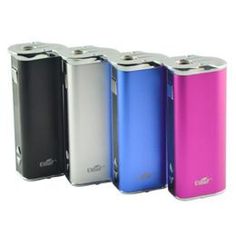 Wholesale E Cigarette Mod Vw - Eleaf Istick 30 watts mod 2200mah vv vw box mods Istick e-cigarette 20w 30w 50w DHL free
