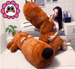 "Wholesale Giant Plush Teddy - 2016 teddy bear giant teddy bear Brown Grey Hedgehog Color 34"" 51"" 59"" Size 85cm 130cm 150cm birthday gift"