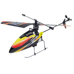 Wholesale Helicoptero V911 - Wholesale-V911 2.4G Radio Remote Control RC MINI Helicopter 4CH Outdoor helicoptero de controle remoto a drones with parts copter juguetes