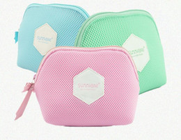 Wholesale pvc transparent - 2017 hot three transparent suit bag crown waterproof PVC cosmetic bag