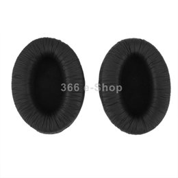 Wholesale Headphone Cushion Covers - Wholesale-Replacement Ear Pad Cover Cushions for HD280 Headphone Black