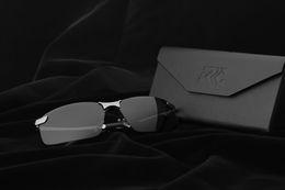 Wholesale Prescription Polarized Lenses - High Quality AAAAA+ Luxury brand Polarized sunglasses SPEIKO 211 vintage style for women &men matching prescription lens with original case