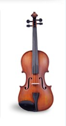 Wholesale Violin Brands - Tianyin Brand New Arrival 100% Handmade Professional Grade Playing Violin Instruments Very Beautiful Tiger strips Violin