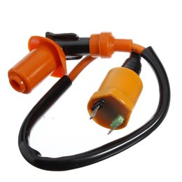 Wholesale Dirt Bike Wiring - Ignition Coil  Spark Plug Wire Scooter GY6 50 125 150cc Go Kart ATV Dirt Pit Bike