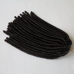 "Wholesale Bulk Curly Hair Extensions - Free Shipping Synthetic Hair Extension Soft Dread Lock Color#1,#2,#4,#30,#33, 18"" 15bundles 110g Kanekalon Hair Braids"