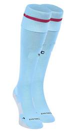 Wholesale man city socks - 2017 18 man city Home Away 3rd Soccer socks 2018 sports socks