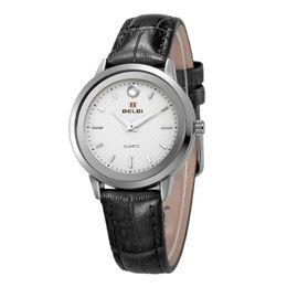 Wholesale Master Chronograph - OEM Custom Logo Chronograph Wristwatches Stainless Steel Back Water Resistant Branded BELBI Elegance 2018 Luxury Master Women Swiss Watch
