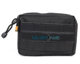 Wholesale Sport Paintball - Hunting Airsoft Paintball 600D Molle Utility EDC Accessory Drop Pouch Magazine Tactical Camping Tool Bag Accessory Waist Pack * order<$18no