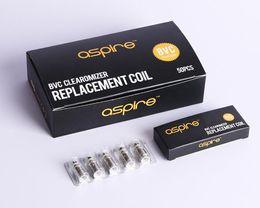 Wholesale Vivi Genuine - Genuine Aspire bvc coil fits for ets aomizer aspire vivi nova cleaomizer ce5 bdc atomizer aspire k1 tank