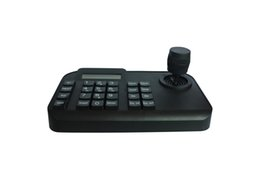 Wholesale Keyboard Controller Speed Dome - Speed Dome Keyboard CCTV Keyboard Controller LCD Display for PTZ camera Joystick Control
