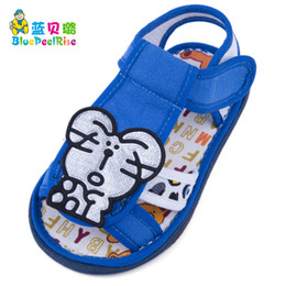 Wholesale Handmade Cloth Shoes - Wholesale-2015 0 to 3 years old baby toddler shoes infants cotton handmade cloth shoes Summer sandals