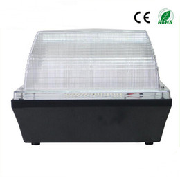Wholesale Driving Station - 40W IP65 LED gas station canopy light lamps Light control sensor LED Ceiling canopy light 90-265v bulbs with meanwell drive 5-year warranty