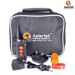 Wholesale Aetertek Dog Training Collars - AETERTEK AT-918C 600 Yard Remote Dog Training Electric Shock Vibrative Trainer Bark Collar