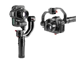 Wholesale Handheld Stabilizer - AFI VS-3SD 3-Axis Handheld Gimbal Brushless Remote Control Camera Stabilizer Handeld Steady for Canon 5D for Sony for GH4 DSLR
