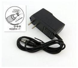 Wholesale Converter Adapter Dc 12v 1a - 10PCS AC 100V-240V Converter Adapter DC 12V 1A   9V 1A   5V 2A   12V 500mA Power Supply US plug