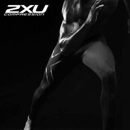 Canada Vente en gros-Hot Marque Hommes Elite Compression Pants Hommes Haute Élastique Sweat Adapté Pour Sports Intérieurs Et Extérieurs 4 Couleur Taille: S-3X supplier men s compression pants Offre