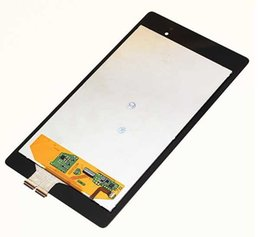Wholesale Google Nexus 2nd Gen - Wholesale-LCD Assembly For 2015 ASUS Google Nexus 7 2nd Gen 100% New LCD Digitizer Touch Screen Assembly Fast Shipping + Free Tools