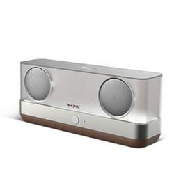 roi bluetooth Promotion Haut-parleurs Bluetooth portable W-king Haut-parleur Bluetooth 4.2 avec système de maison transparente avec haut-parleur portable TF 20W