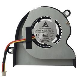 Wholesale new amd - Wholesale- New original Cooling Fan For IBM Lenovo Thinkpad X100E X120 X120E X100 E10 LAPTOP Cooler Radiator Cooling Fan Free shipping