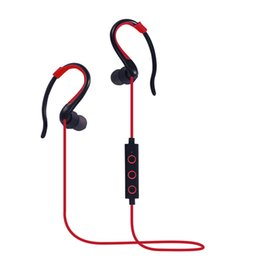 Wholesale Best Stereos - Syllable Bluetooth 4.1 Sports Headset 5 Hours MusicTalk Time 180 Hours Standby Time Wireless Sports Best Christmas Gifts free shipping