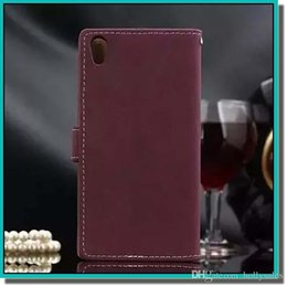 Wholesale Universal Smartphone Wallet Case - high quality low price pu leather case for smartphone cell phone iphone samsung LG HTC and OEM are also accept