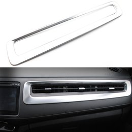 Wholesale Decoration Vent Cover - Brand New Car Styling Air Conditioner Vent Outlet ABS Trim Decoration Garnish Protector Cover For Honda HR-V HRV Vezel 2014 2015