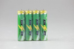 Wholesale Alkaline Rechargeable - Free Shipping 4pcs AAA1000mAh Ni-MH Rechargeable Battery Solar Light Battery Cordless Phone Battery Digital Camera Battery