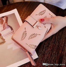 Wholesale Korean Designer Dresses - Famous Designer Women Wallets PU Mott Leather Set Brand Lady Fashion 3a3 Purse Hot sale