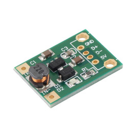 Wholesale 5v Boost - 1Pc Worldwide 1-5V to 5V 500mA Power Module DC-DC Boost Converter Step Up Module