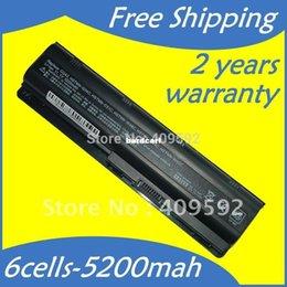 Wholesale Dv3 Battery - Free shipping- laptop Battery For COMPAQ Presario CQ42-302AX CQ42-309AX CQ42-310AX CQ42-313AU For HP G72-b20SA dm4-1016tx dm4-1180ef dv3-223
