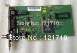 Wholesale Network Interface Adapter - Industrial equipment board PCI interface Network adapter BNC AUI 3C900-COMBO 03-0108-002 REV A