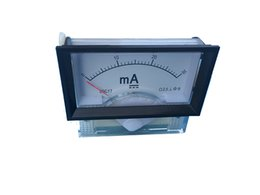 Macchina di precisione cnc online-Misuratore di precisione / 0-30mA del misuratore di precisione del modello 85C17 di 30mA per la macchina del Routary di CNC della macchina del taglio del laser di CO2