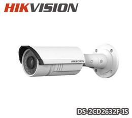 Hikvision réseau IP caméra DS-2CD2632F-IS, 3MP 2.8-12mm lentille à focale variable IR, avec Audio / alarme, IP66 DS-2CD2632F-I ? partir de fabricateur