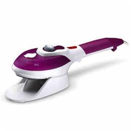Canada SJ-3, Livraison gratuite, machine à repasser à main avec brosse à vapeur, brosse de nettoyage à sec portable, fer à repasser électrique, mini-vêtement à vapeur Offre