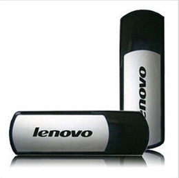 Wholesale Flash Drive Pendrive - Epacket hkpost ship Lenovo T180 USB flash drive pendrive 64GB 128GB 256GB USB 2.0 stick Memory stick pen drive with retail package