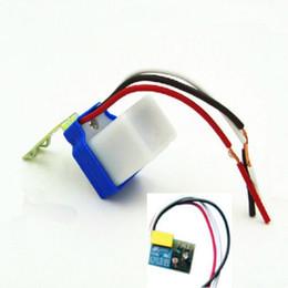 Wholesale Light Switch Photo Control Sensor - Wholesale-DC AC 12V 10A 50-60Hz AS-10 Auto On Off Street Light Switch Photo Control Sensor in selling