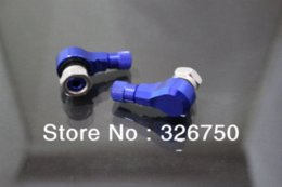Wholesale Valve Caps - 2Pcs Racing Motorcycle CNC Aluminum Wheels Valve Stems Caps 11.3mm Wheels & Rims Cheap Wheels & Rims