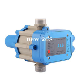 Wholesale Water Pump Controller - Automatic Electric Electronic Switch Control Water Pump Pressure Controller 110V 220V